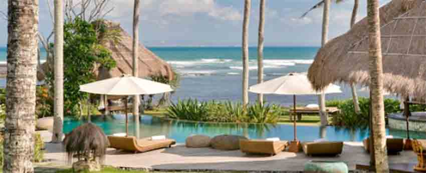 Villa on the beach Seseh Bali