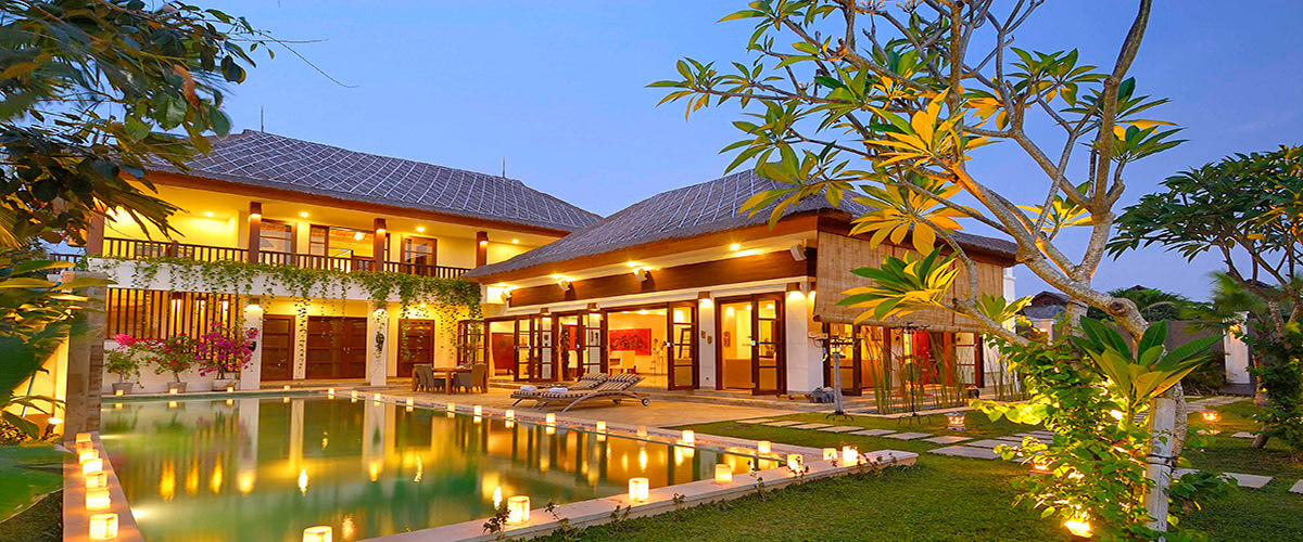 Book your holiday villa in Bali with best price guarantee