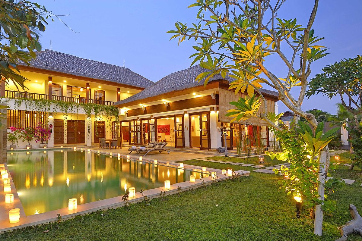 Villas With Pools In Bali Indonesia