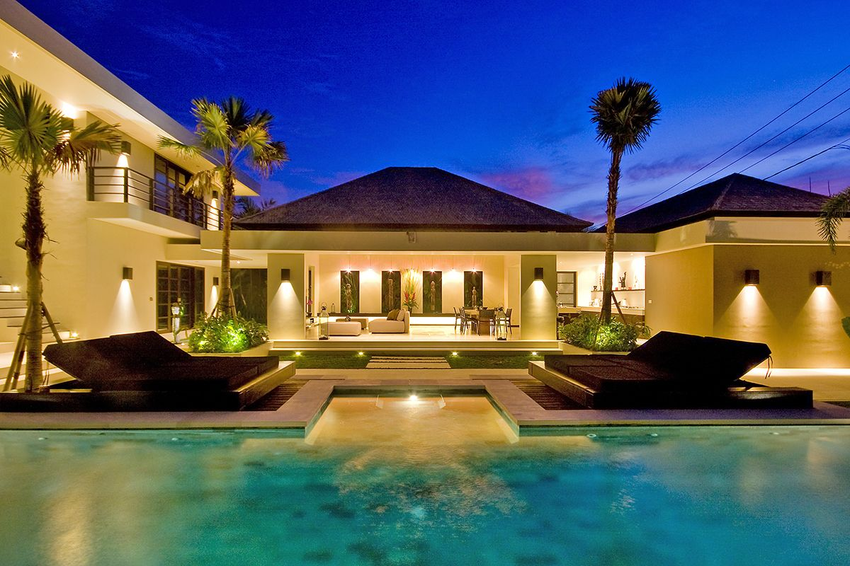 Villa with pool in Cangu, Bali