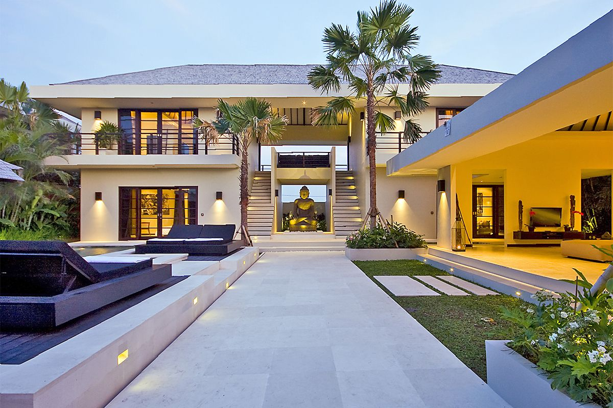 Luxury villa in Canggu Bali