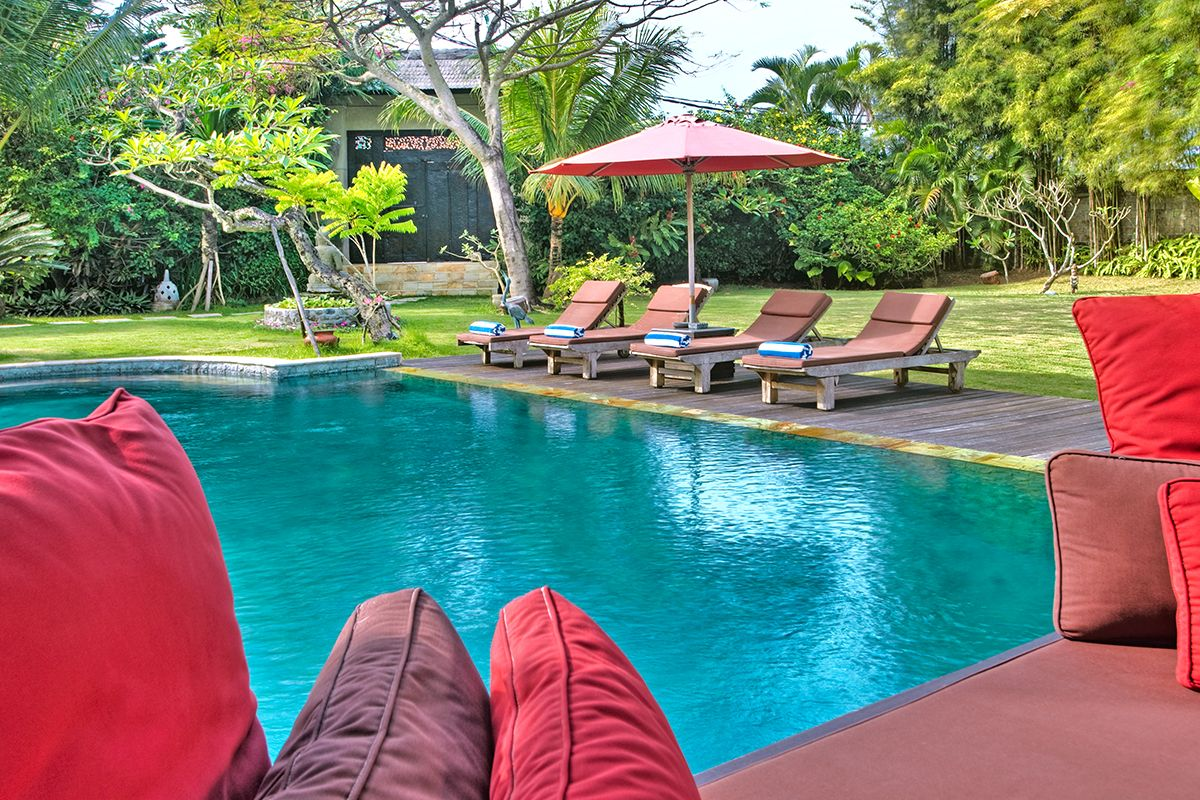 Luxury holiday homes in Umalas Bali